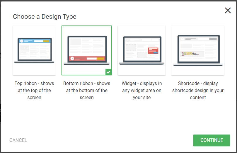 Thrive Ultimatum - 7. Campaign - Design Type